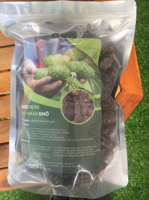 trái nhàu khô loại 1kg