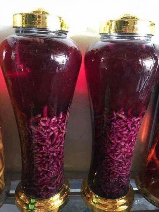 rượu ngâm chữa yếu sinh lý
