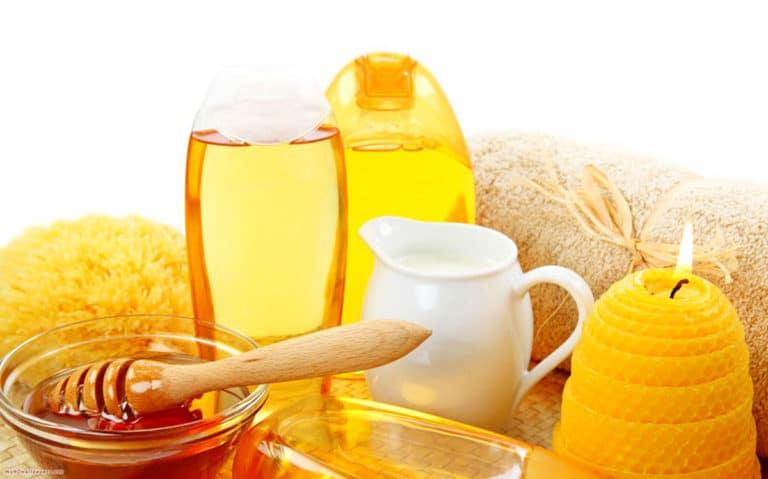 Cách ngâm rượu sáp ong