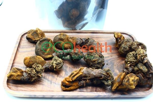 Nấm ngọc cẩu khô luôn dễ bảo quản hơn